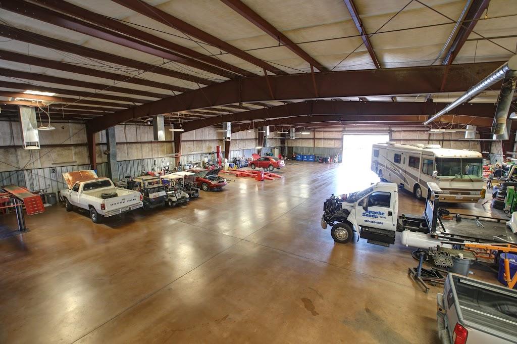 Apache Sands Service Center - car repair    Photo 4 of 10   Address: 7602 E Main St, Mesa, AZ 85207, USA   Phone: (480) 984-3101