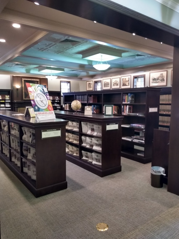 "HIGHLAND PARK HARVEY R. ""BUM"" BRIGHT LIBRARY - library  | Photo 1 of 2 | Address: 4700 Drexel Dr, Dallas, TX 75205, USA | Phone: (214) 559-9400"