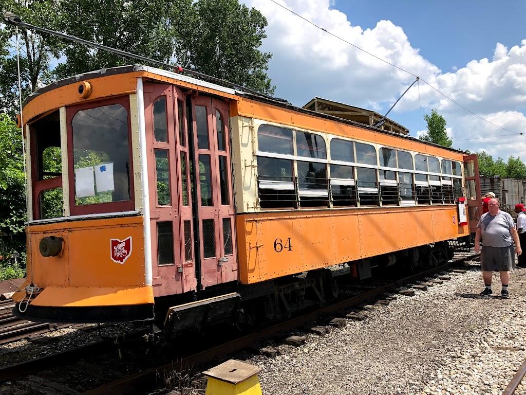 The Ohio Railway Museum - museum  | Photo 6 of 10 | Address: 990 Proprietors Rd, Worthington, OH 43085, USA | Phone: (614) 885-7345