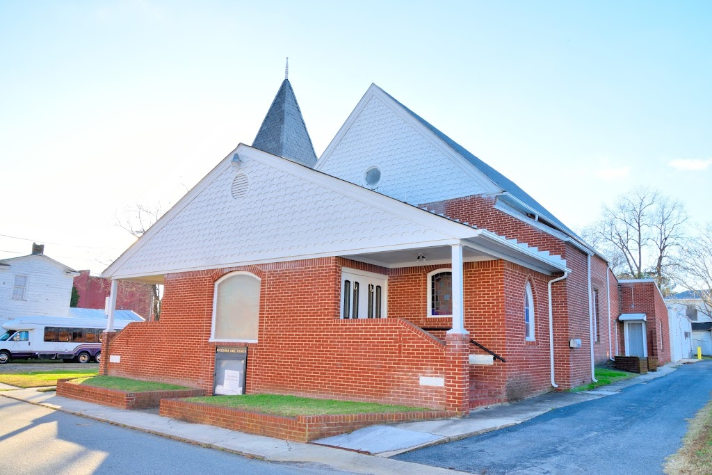 Macedonia AME Church - church  | Photo 7 of 8 | Address: 127 Pine St, Suffolk, VA 23434, USA | Phone: (757) 539-4502