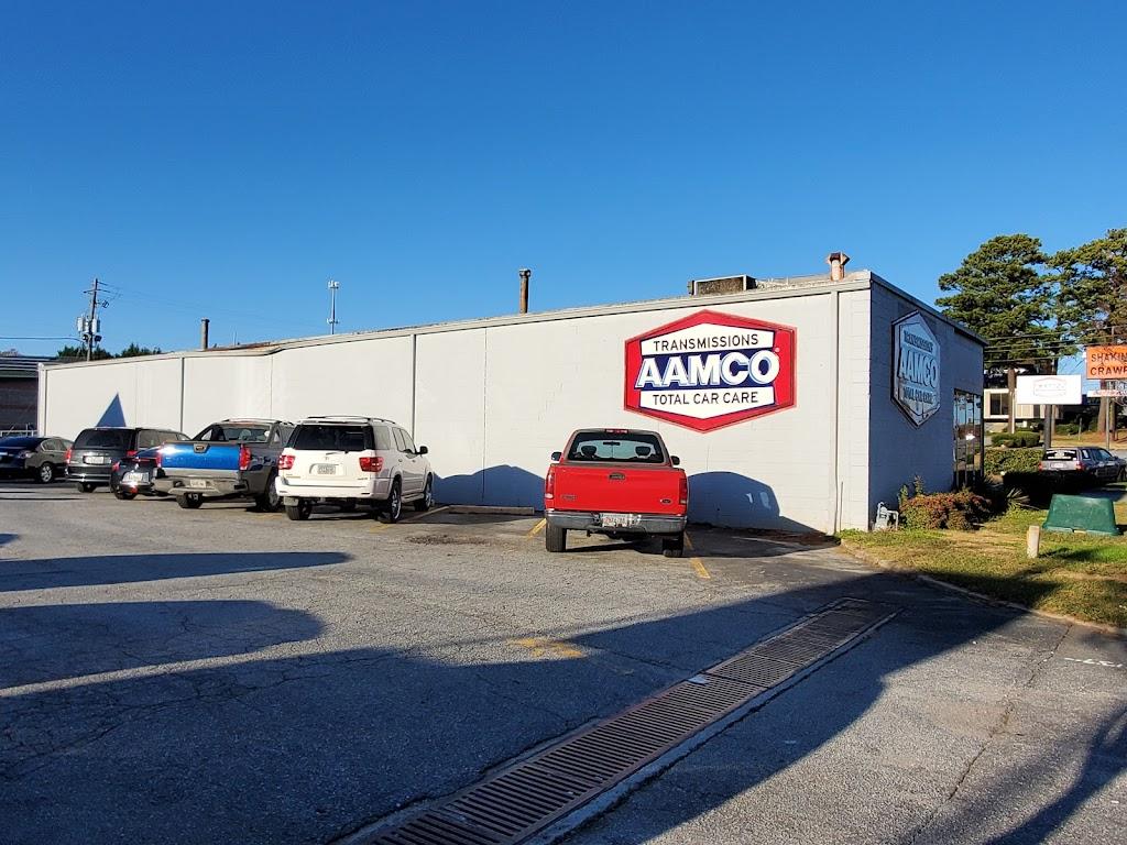 AAMCO Transmissions & Total Car Care - car repair  | Photo 1 of 5 | Address: 5408 Buford Hwy NE, Doraville, GA 30340, USA | Phone: (470) 735-7302