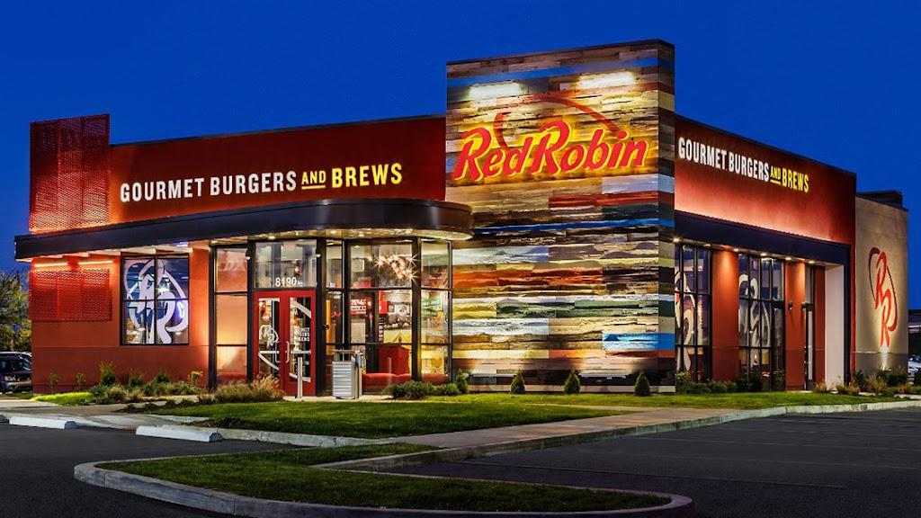 Red Robin Gourmet Burgers and Brews - restaurant  | Photo 1 of 10 | Address: 2501 W Happy Valley Rd Ste 10, Phoenix, AZ 85085, USA | Phone: (623) 581-8635