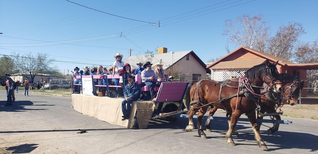 Tucson Rodeo Parade Museum - museum  | Photo 4 of 10 | Address: 4823 S 6th Ave, Tucson, AZ 85714, USA | Phone: (520) 294-3636