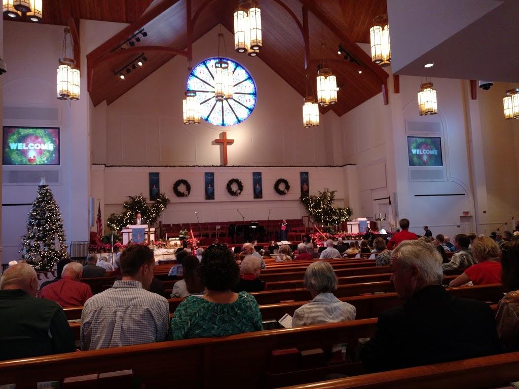 Lake Magdalene United Methodist Church - church    Photo 9 of 10   Address: 2902 W Fletcher Ave, Tampa, FL 33618, USA   Phone: (813) 961-1254