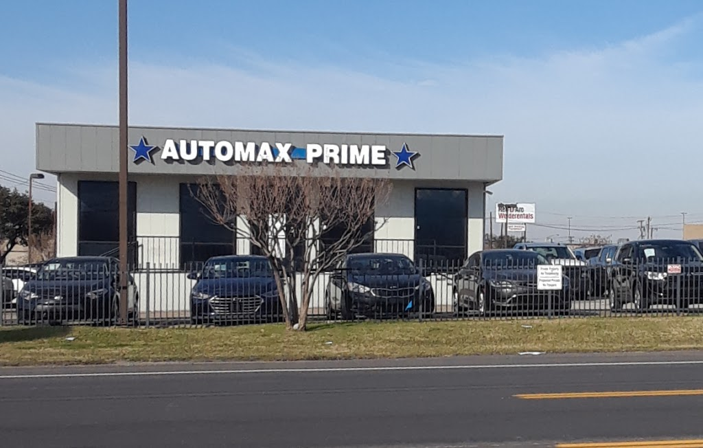 Automax Prime - car dealer  | Photo 1 of 10 | Address: 1911 E Division St, Arlington, TX 76011, USA | Phone: (817) 918-9635
