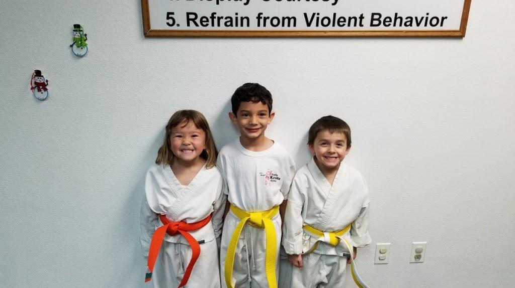 Pikes Peak Karate - gym  | Photo 3 of 10 | Address: 5245 Galley Rd, Colorado Springs, CO 80915, USA | Phone: (719) 648-2514