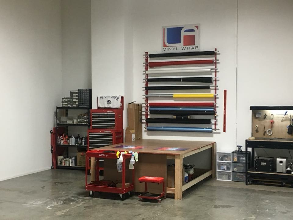 LA Vinyl Wrap - car repair  | Photo 9 of 10 | Address: 1773 W San Bernardino Rd B30, West Covina, CA 91790, USA | Phone: (626) 622-1672