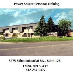 Powersource Personal Training - health  | Photo 3 of 8 | Address: 5275 Edina Industrial Blvd UNIT 126, Edina, MN 55439, USA | Phone: (612) 237-9377
