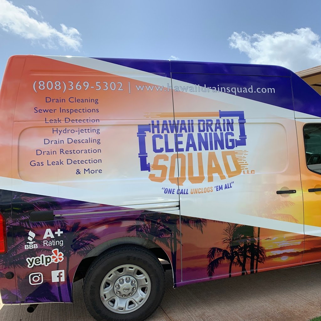 Hawaii Drain Cleaning Squad LLC - plumber    Photo 2 of 10   Address: 87-500 Kulaaupuni St, Waianae, HI 96792, USA   Phone: (808) 353-8445