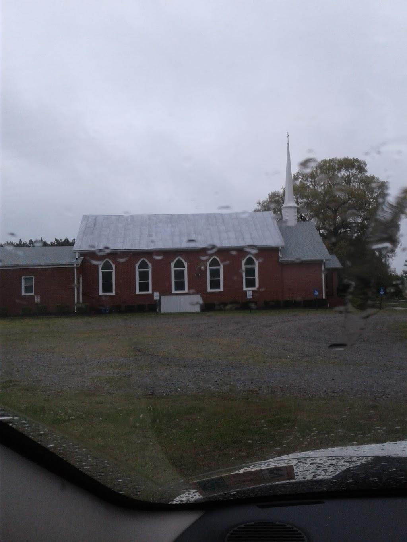 Balm Church Memorial Gardens - church  | Photo 1 of 1 | Address: 3731 White Marsh Rd, Suffolk, VA 23434, USA | Phone: (757) 934-1700