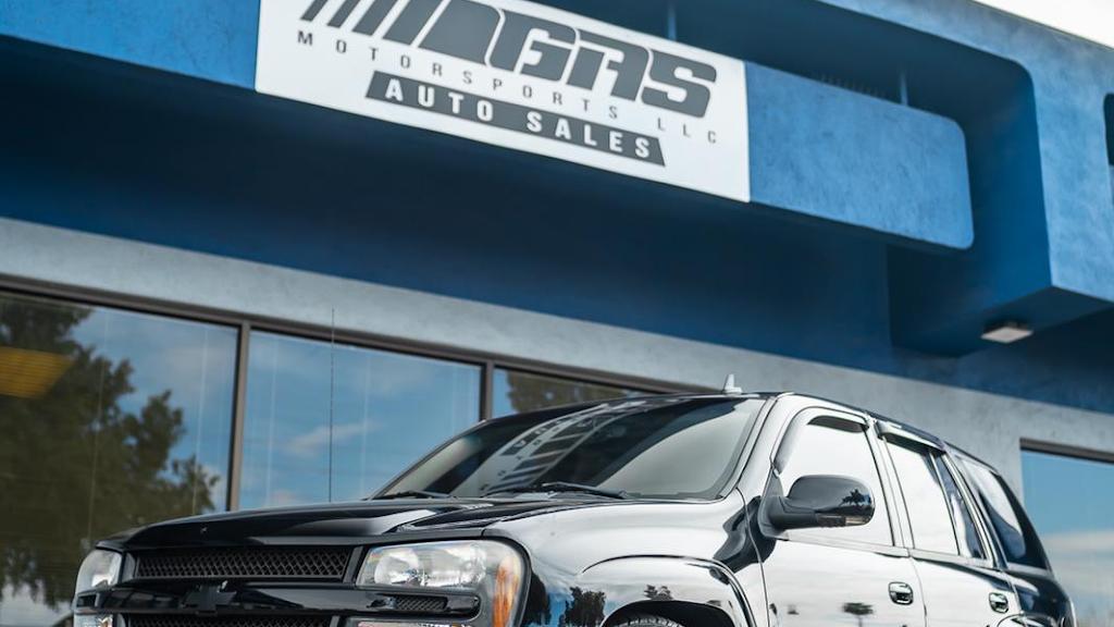 Gas Motorsports llc - car dealer    Photo 1 of 10   Address: 2800 E Van Buren St, Phoenix, AZ 85008, USA   Phone: (602) 621-1113