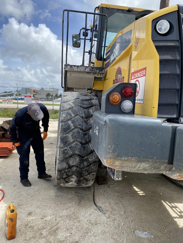 O.V Tires & Road Services Inc - car repair  | Photo 10 of 10 | Address: 2420 SE 15th St, Homestead, FL 33035, USA | Phone: (786) 899-3816