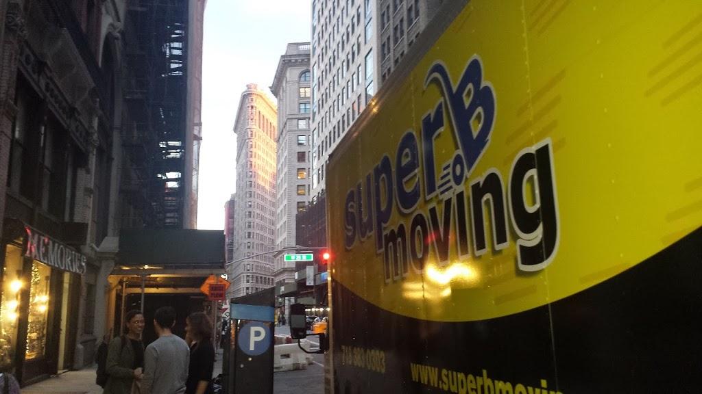 Superb Moving - moving company  | Photo 1 of 10 | Address: 460 Kingsland Ave #199, Brooklyn, NY 11222, USA | Phone: (718) 383-0303