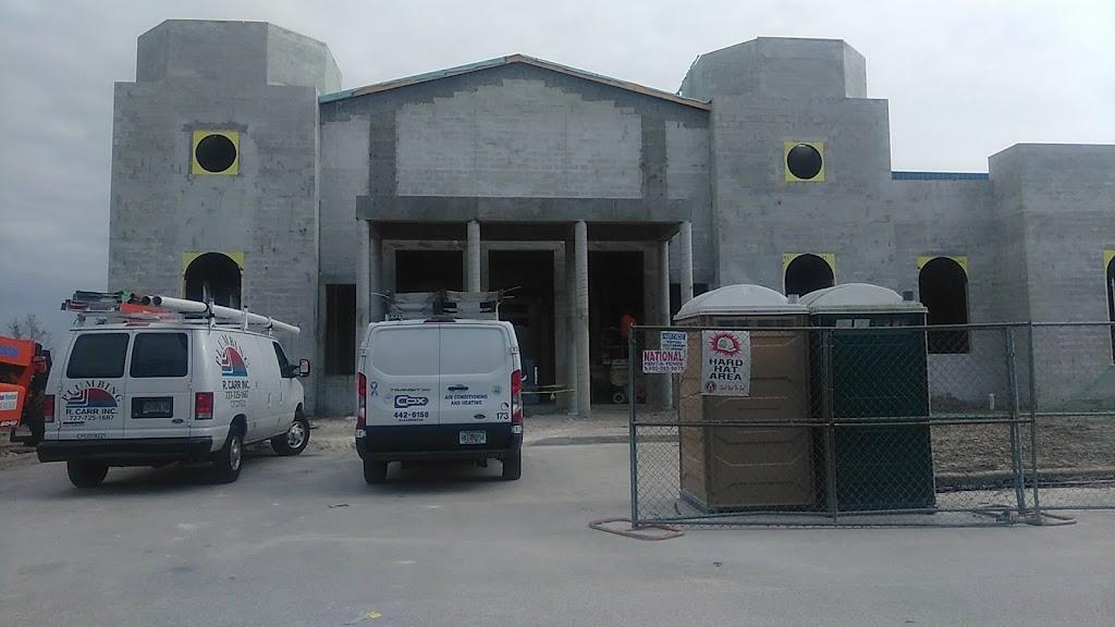 St. Verena Coptic Orthodox Church - church    Photo 5 of 10   Address: 6140 Perrine Ranch Rd, New Port Richey, FL 34655, USA   Phone: (727) 688-6060