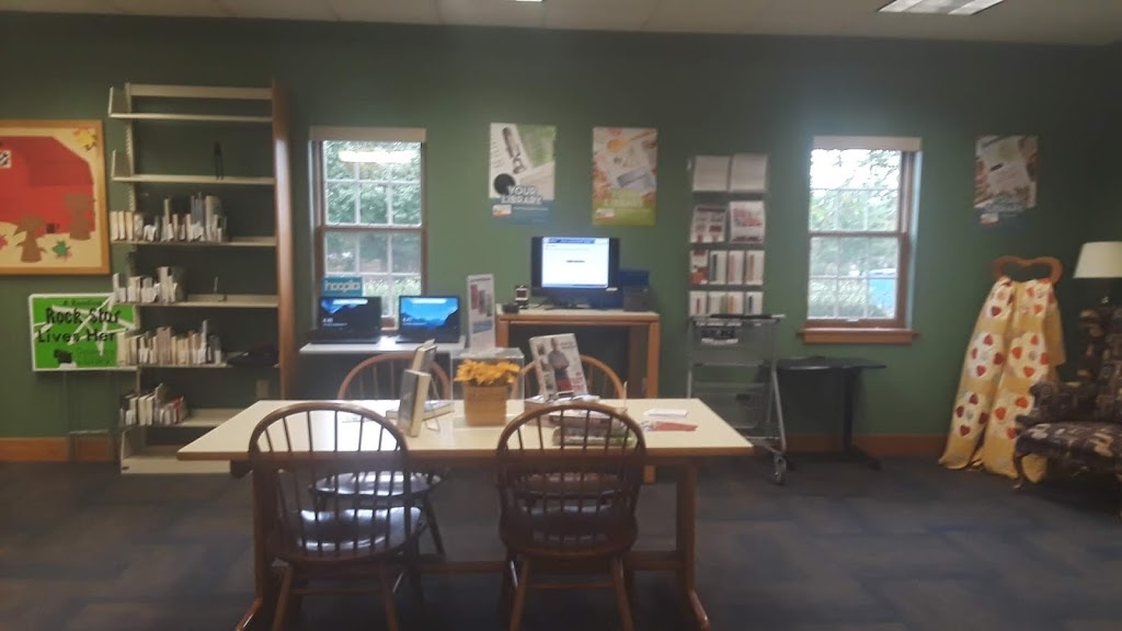 Delaware County District Library - library  | Photo 5 of 10 | Address: 75 N 4th St, Ostrander, OH 43061, USA | Phone: (740) 666-1410
