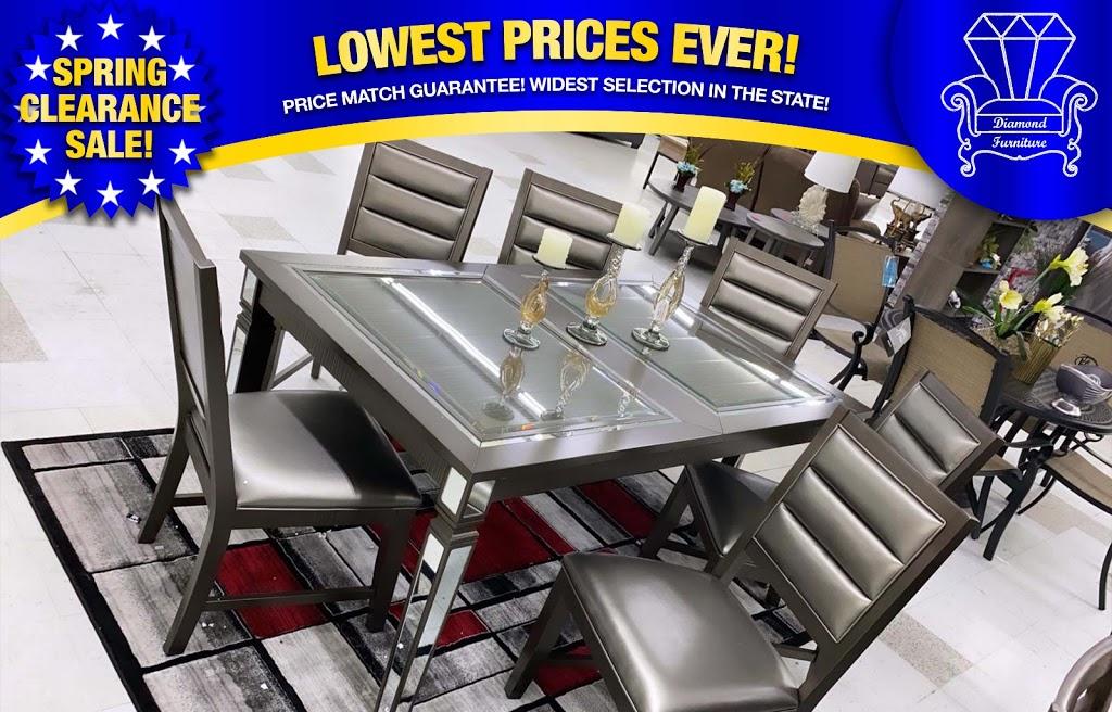 Diamond Furniture - furniture store    Photo 3 of 10   Address: 9096 Parkway E, Birmingham, AL 35206, USA   Phone: (205) 703-8411