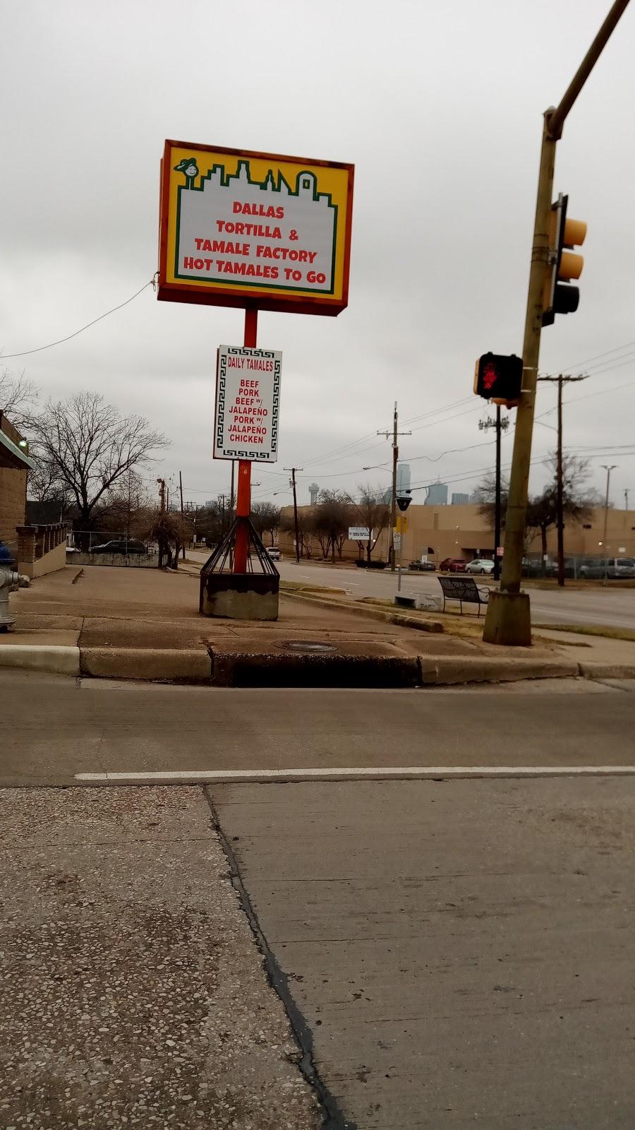 Dallas Tortilla & Tamale Factory - restaurant    Photo 3 of 10   Address: 309 N Marsalis Ave, Dallas, TX 75203, USA   Phone: (214) 943-7681