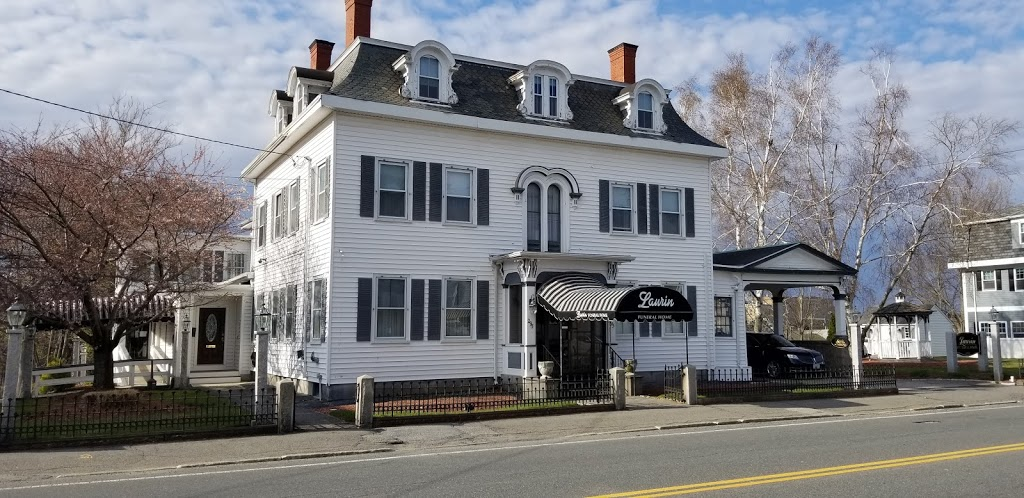 M. R. Laurin & Son Funeral Home - funeral home    Photo 1 of 6   Address: 295 Pawtucket St, Lowell, MA 01854, USA   Phone: (978) 452-0121