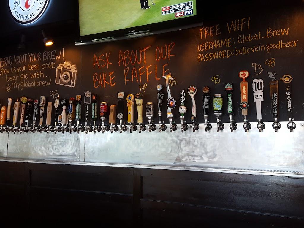 Global Brew Tap House - restaurant  | Photo 3 of 10 | Address: 2329 Plum St, Edwardsville, IL 62025, USA | Phone: (618) 307-5858