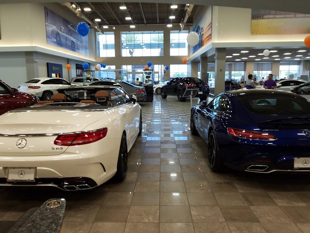 Mercedes-Benz of Chandler - car dealer    Photo 6 of 10   Address: 7450 W Orchid Ln, Chandler, AZ 85226, USA   Phone: (480) 470-8687