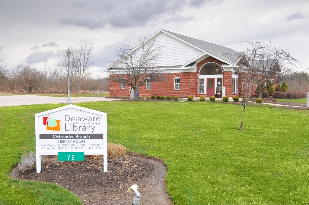 Delaware County District Library - library  | Photo 2 of 10 | Address: 75 N 4th St, Ostrander, OH 43061, USA | Phone: (740) 666-1410