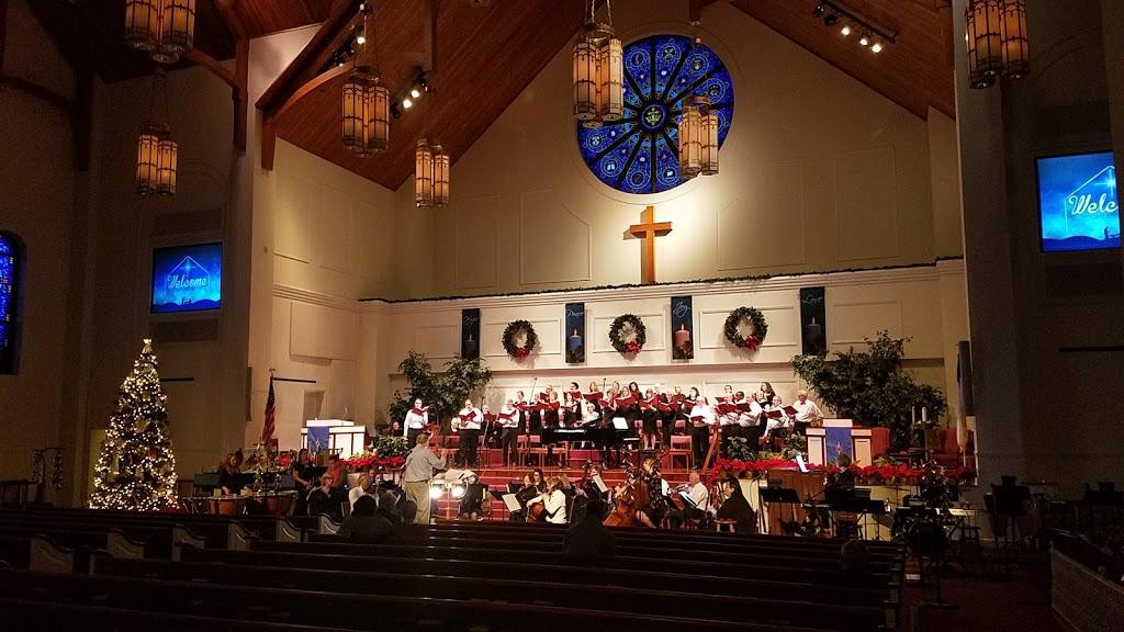 Lake Magdalene United Methodist Church - church    Photo 1 of 10   Address: 2902 W Fletcher Ave, Tampa, FL 33618, USA   Phone: (813) 961-1254