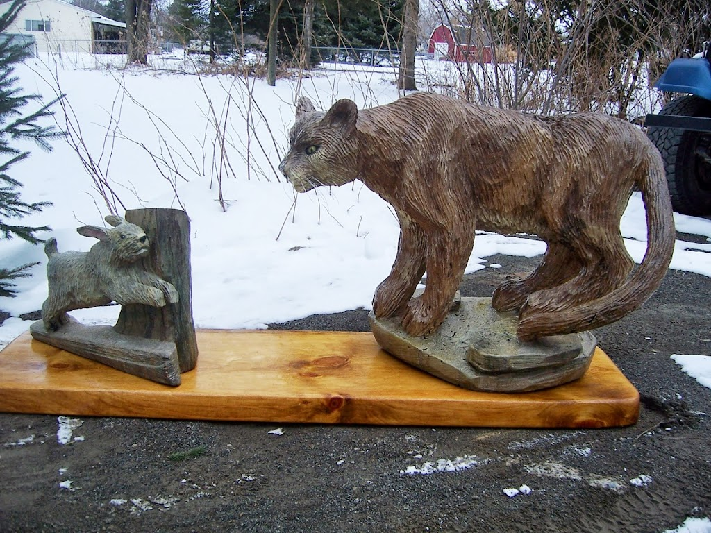 Carvings by Scott - art gallery    Photo 4 of 10   Address: 31570 Sikon St, New Baltimore, MI 48047, USA   Phone: (586) 212-7268