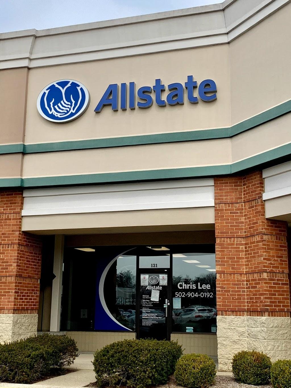 Chris Lee: Allstate Insurance - insurance agency    Photo 1 of 6   Address: 1850 S Hurstbourne Pkwy Ste 131, Louisville, KY 40220, USA   Phone: (502) 904-0192