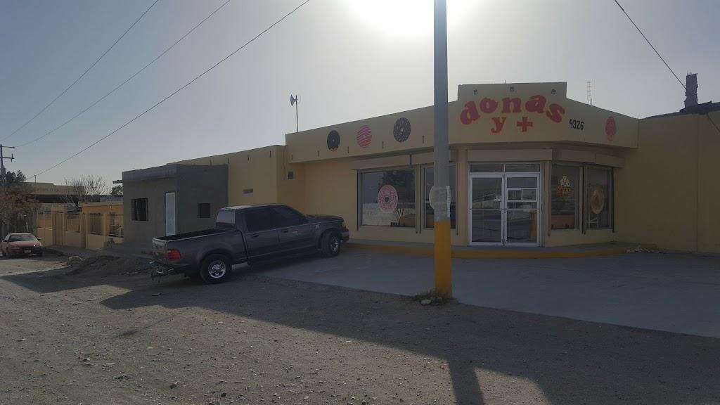 Donas Y + - cafe  | Photo 7 of 10 | Address: a, Toma de Casas Grandes 4926, km 29, Cd Juárez, Chih., Mexico | Phone: 656 630 4451