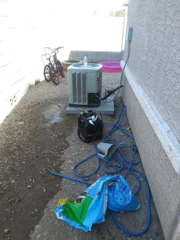 Partsworxs - plumber    Photo 8 of 10   Address: 12402 W Corrine Dr, El Mirage, AZ 85335, USA   Phone: (623) 233-5367