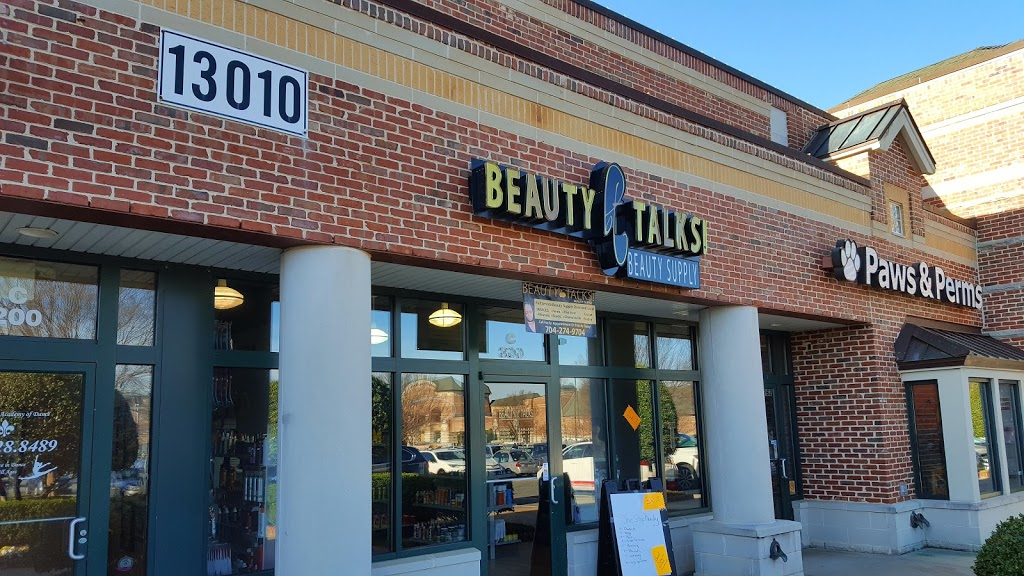 Beauty Talks - store    Photo 1 of 10   Address: 13010 Eastfield Rd #300, Huntersville, NC 28078, USA   Phone: (704) 274-9704
