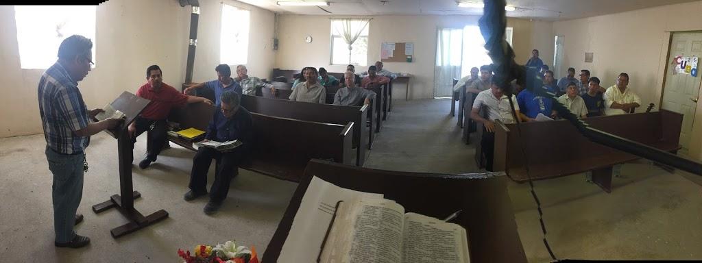IGLESIA BAUTISTA JEHOVA JIREH - church  | Photo 3 of 4 | Address: Calle Valle, El Sauzal, Cd Juárez, Chih., Mexico | Phone: 656 402 0642