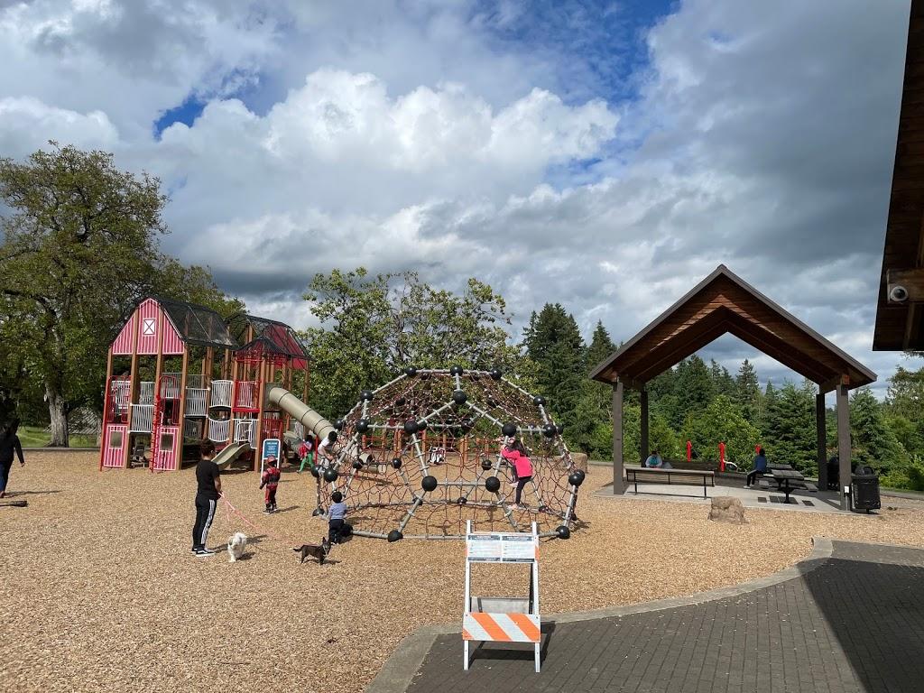 Murase Plaza Playground - park    Photo 1 of 10   Address: sw 97070, 7910 SW Wilsonville Rd, Wilsonville, OR 97070, USA   Phone: (503) 783-7529