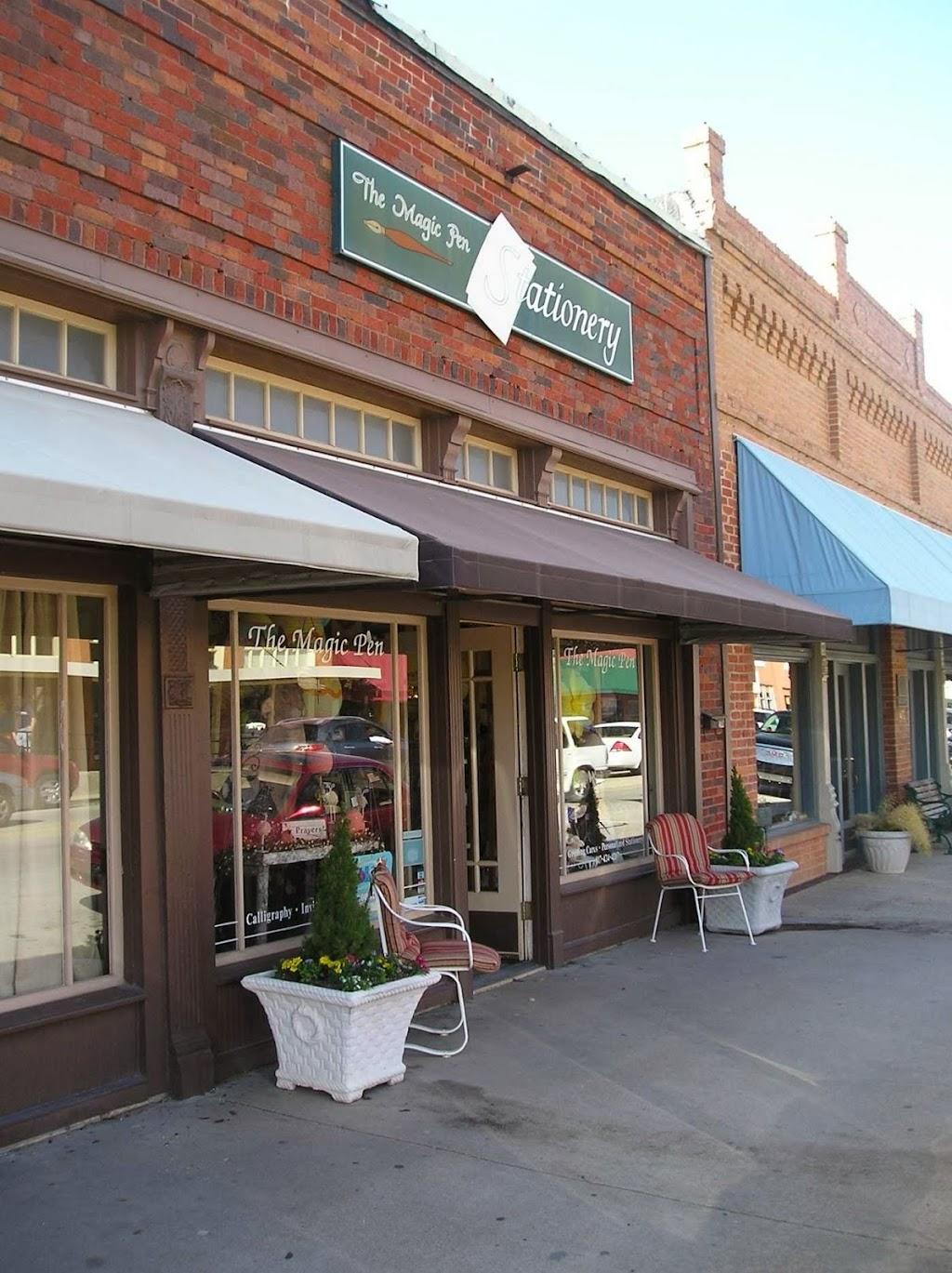 Magic Pen & Party - store  | Photo 1 of 10 | Address: 422 S Main St, Grapevine, TX 76051, USA | Phone: (817) 424-4207