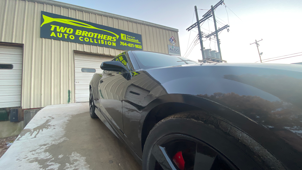 Two Brothers Auto Collision - car repair  | Photo 1 of 10 | Address: 1604 N Main St, Kannapolis, NC 28081, USA | Phone: (704) 421-1822
