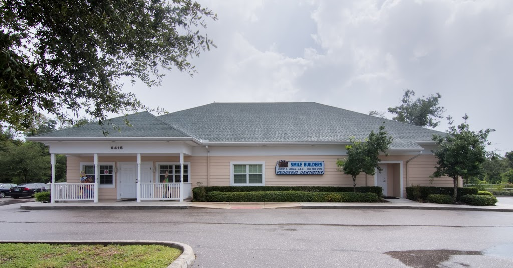 Smile Builders Pediatric Dentistry Tampa - dentist  | Photo 4 of 10 | Address: 6415 Sheldon Rd, Tampa, FL 33615, USA | Phone: (813) 880-0100