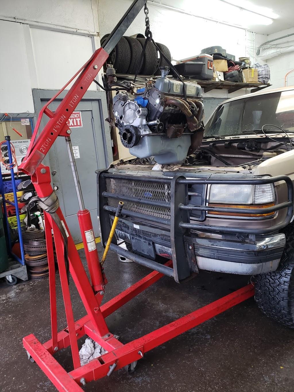 A & J Auto Repairs Llc - car repair  | Photo 4 of 10 | Address: 361 S Broad St, Elizabeth, NJ 07201, USA | Phone: (908) 937-8063
