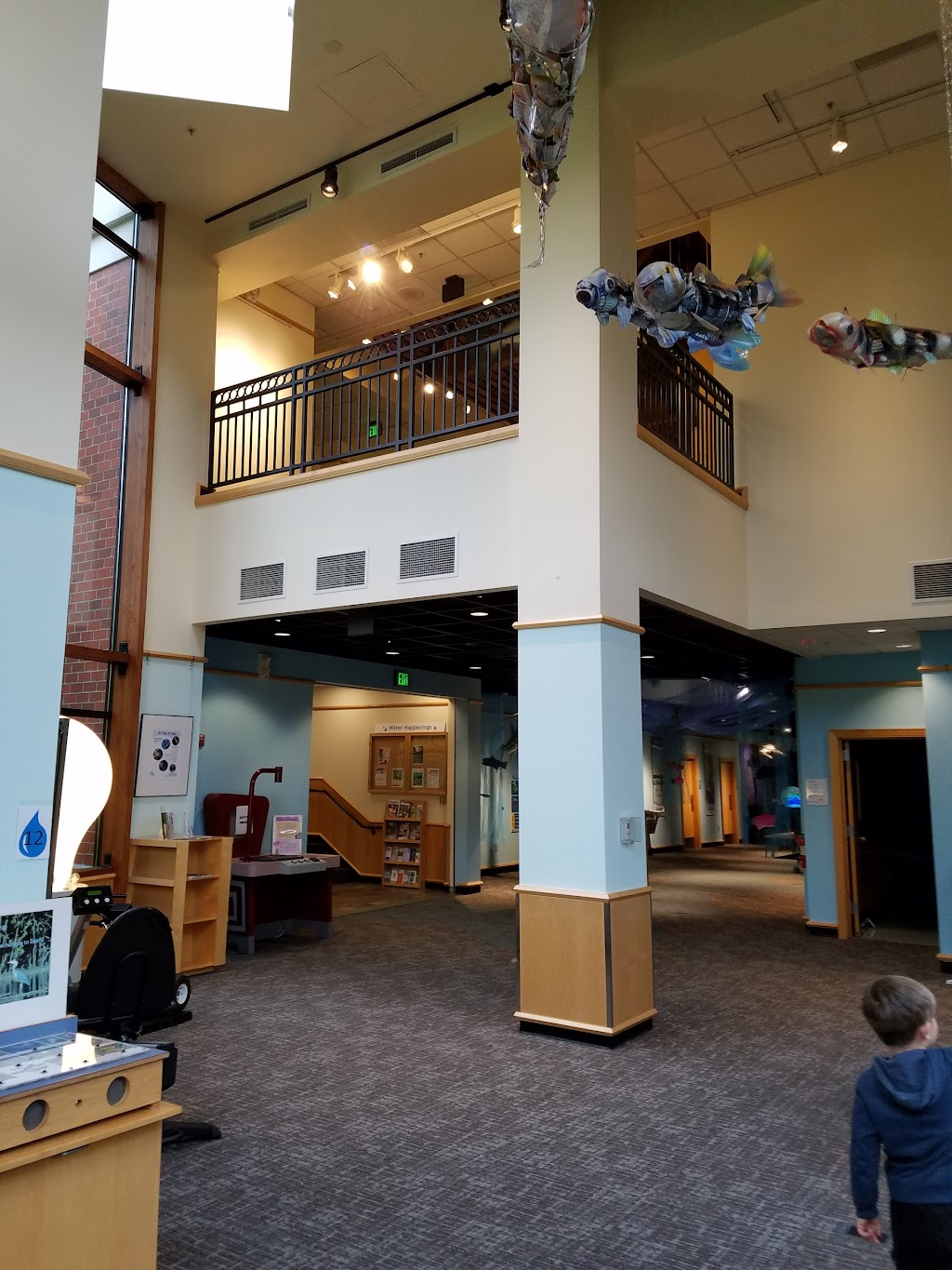 Vancouver Water Resources Center - museum    Photo 10 of 10   Address: 4600 SE Columbia Way, Vancouver, WA 98661, USA   Phone: (360) 487-7111