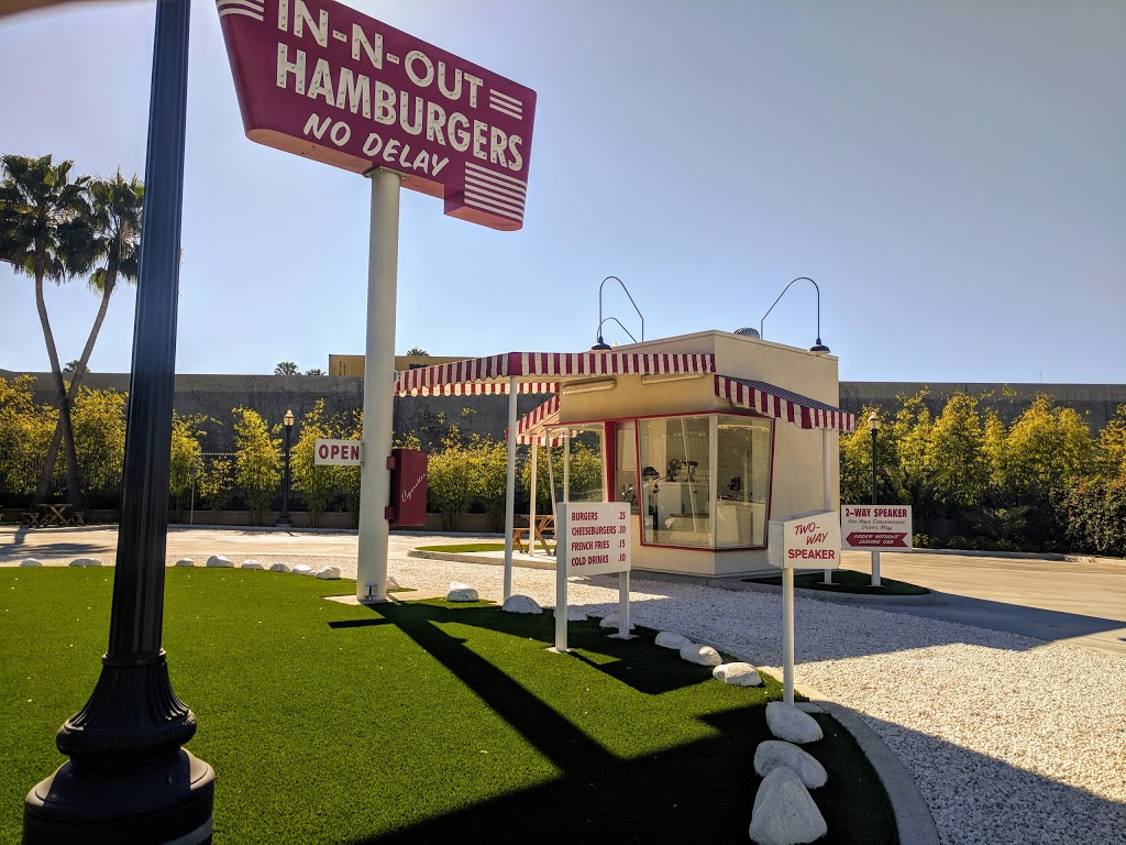 The Original In-N-Out Burger Museum - museum  | Photo 1 of 10 | Address: 13766 Francisquito Ave, Baldwin Park, CA 91706, USA | Phone: (800) 786-1000
