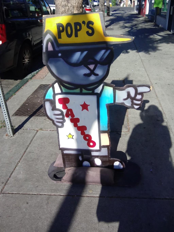 Pops Tattoos - store    Photo 3 of 4   Address: 3679 University Ave, San Diego, CA 92104, USA   Phone: (619) 788-7300