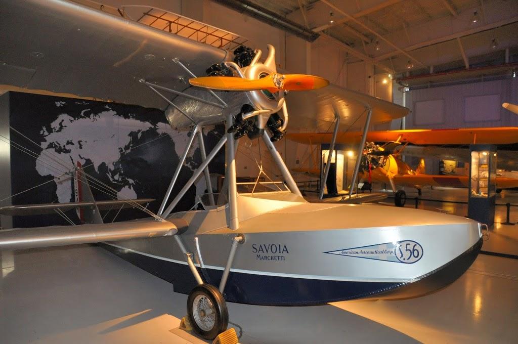 Carolinas Aviation Museum - museum  | Photo 8 of 10 | Address: 4672 1st Flight Dr, Charlotte, NC 28208, USA | Phone: (704) 997-3770