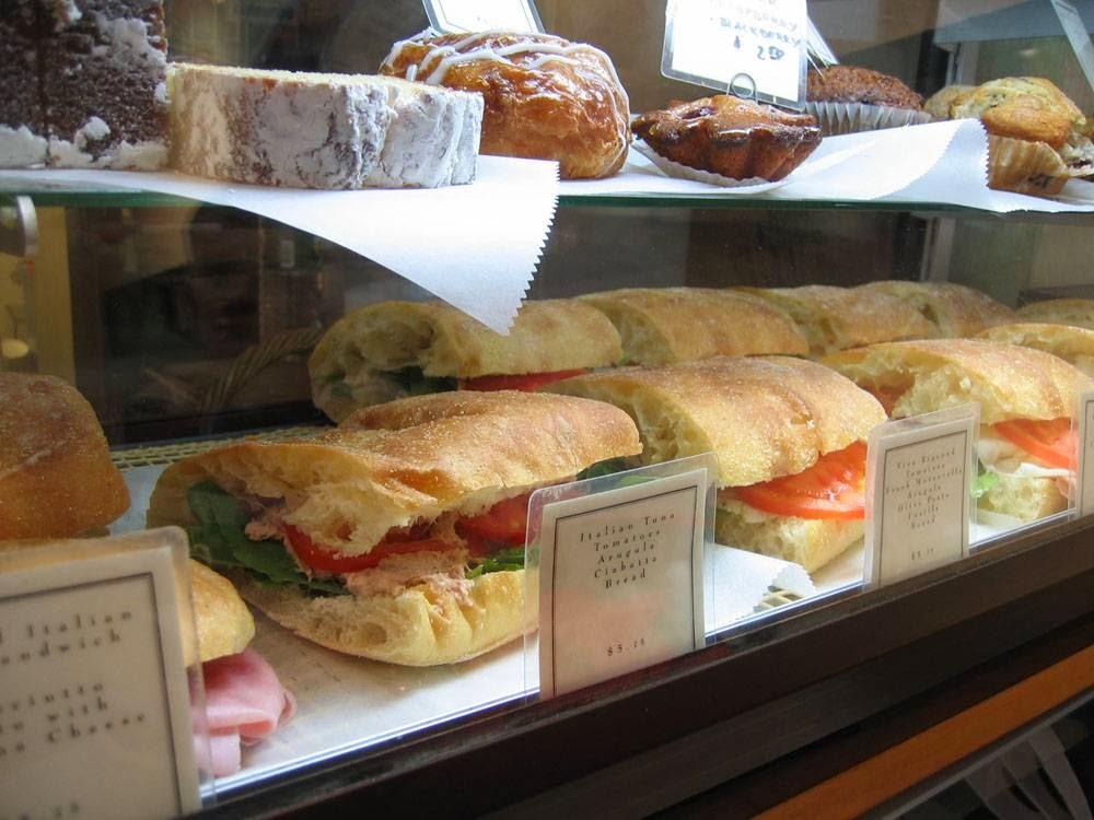 Manhattan Espresso Cafe - bakery  | Photo 7 of 10 | Address: 146 E 49th St, New York, NY 10017, USA | Phone: (212) 832-3010