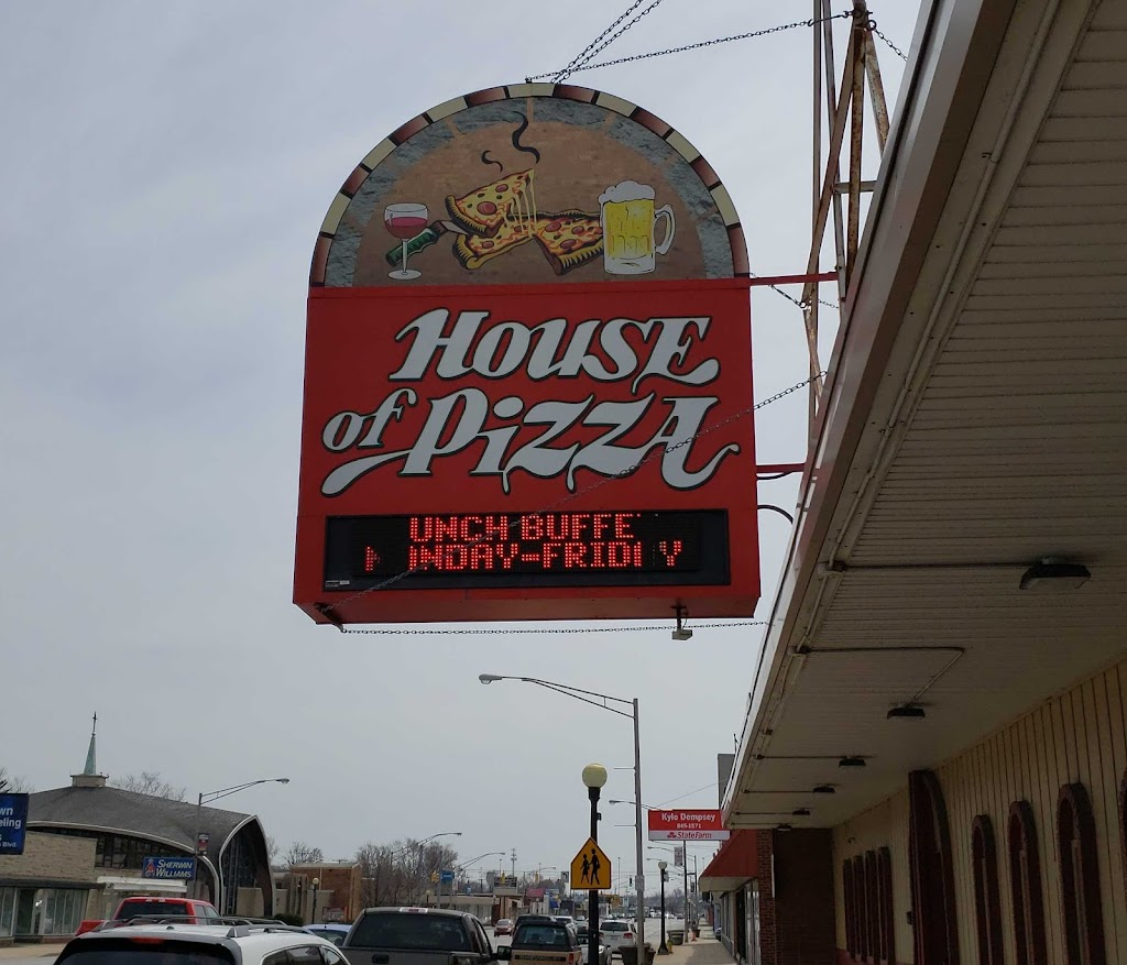 House of Pizza - restaurant    Photo 3 of 10   Address: 7008 Indianapolis Blvd, Hammond, IN 46324, USA   Phone: (219) 844-6065