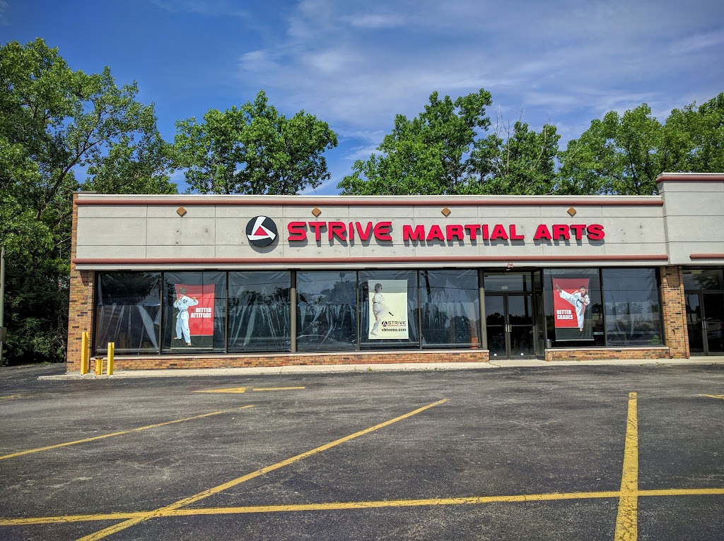 Strive Martial Arts - health  | Photo 1 of 1 | Address: 6950 Kingery Hwy, Darien, IL 60561, USA | Phone: (630) 850-3500