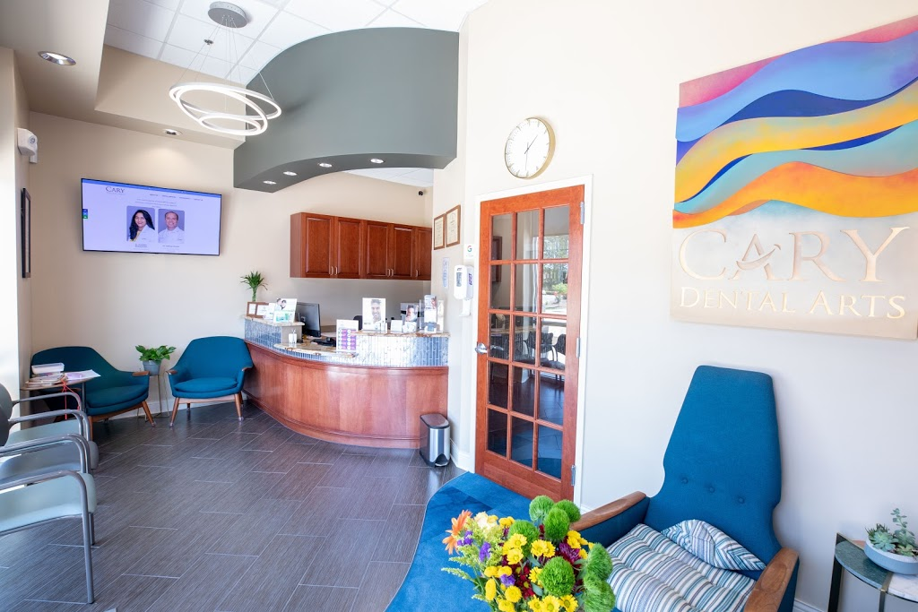 Cary Dental Arts - dentist  | Photo 3 of 8 | Address: 346 Sembler Ln, Cary, NC 27519, USA | Phone: (919) 297-2701
