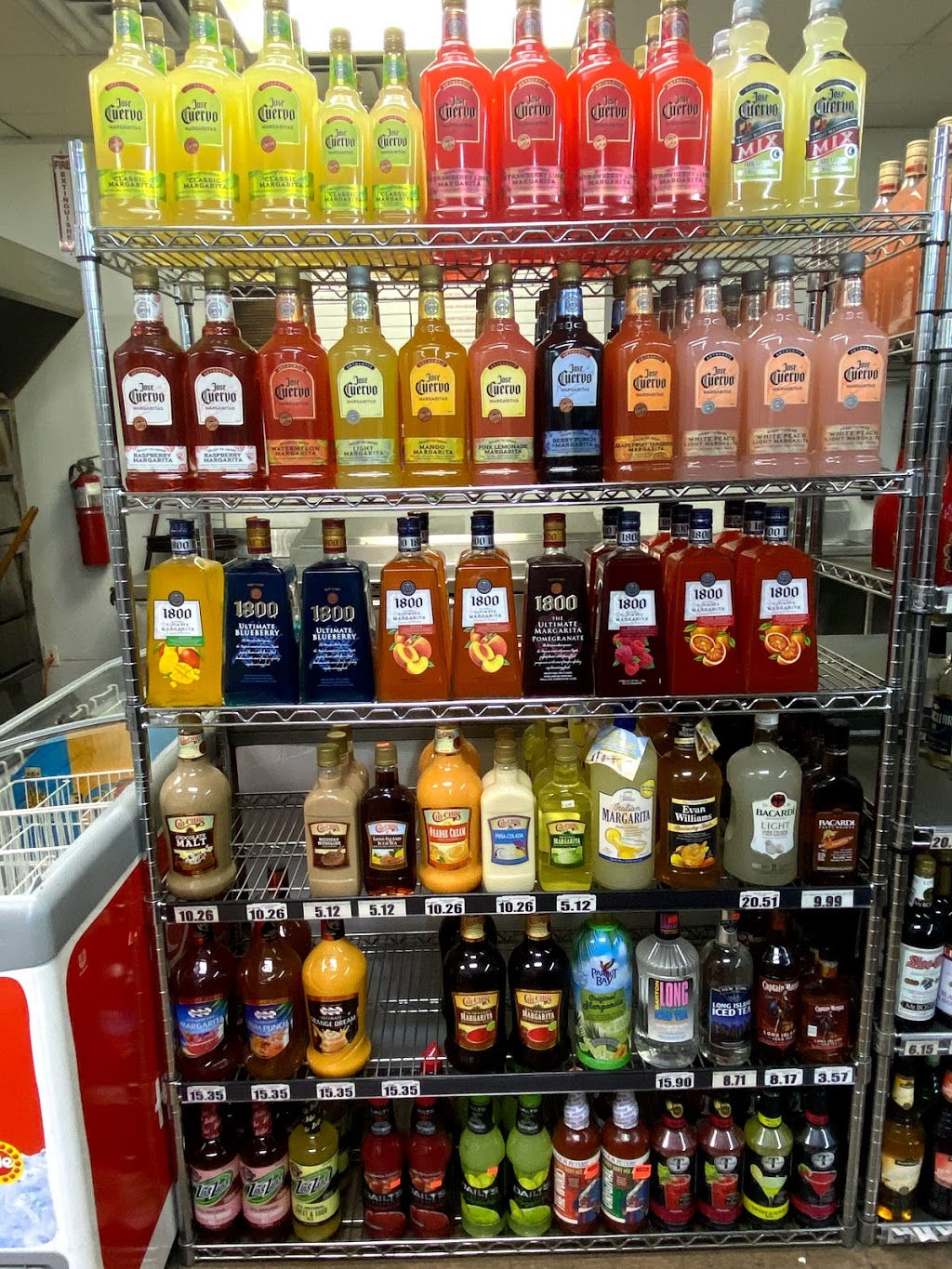Easy Pick Mini Mart Liquor Store - convenience store    Photo 5 of 10   Address: 22764 West Rd, Brownstown Charter Twp, MI 48183, USA   Phone: (734) 675-1340