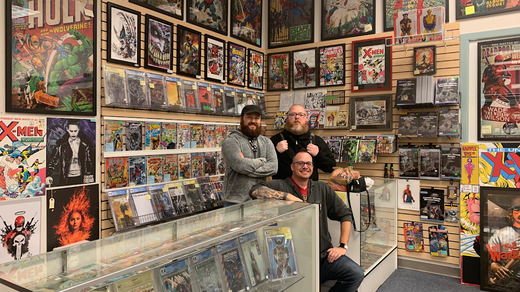 Back2Back Comics @ Cobb Antique Mall - book store  | Photo 2 of 10 | Address: 2800 Canton Road Vendor 034, Marietta, GA 30066, USA | Phone: (770) 364-2376