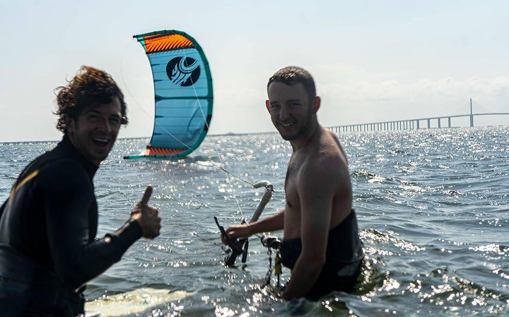 Kiteboarding Lessons St Petersburg - store  | Photo 3 of 10 | Address: I-275, St. Petersburg, FL 33715, USA | Phone: (774) 249-8062