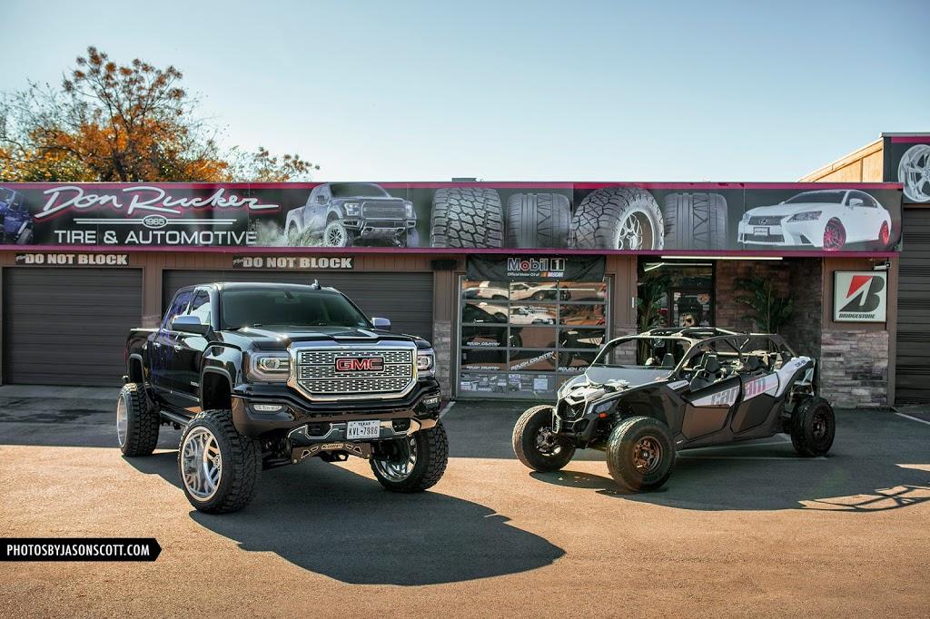 Don Rucker Tire & Auto - car repair  | Photo 7 of 10 | Address: 3619 Ranch Rd 620 N, Austin, TX 78734, USA | Phone: (512) 266-2640
