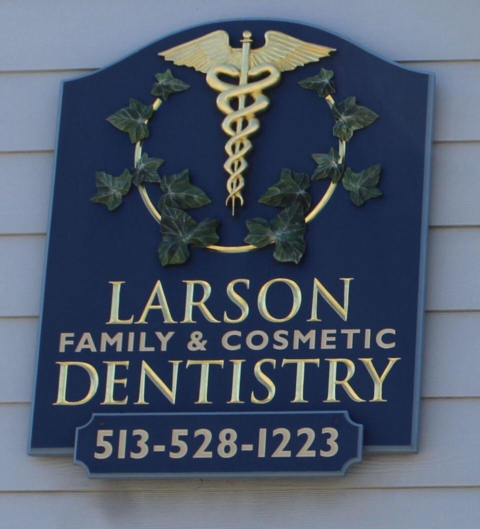 Larson Family Dental - dentist  | Photo 4 of 6 | Address: 497 Old State Rte 74, Cincinnati, OH 45244, USA | Phone: (513) 528-1223